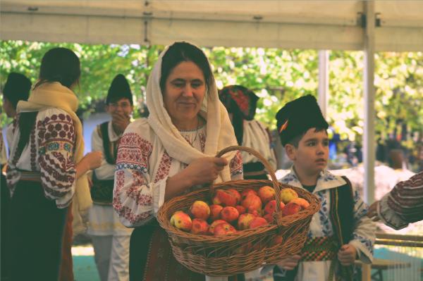 Şezători tradiţionale