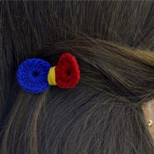 Agrafe Tricolor